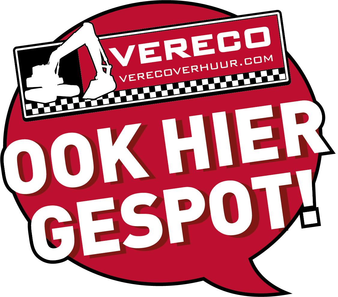 Vereco machines gespot!