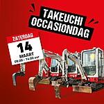 Takeuchi Occasiondag